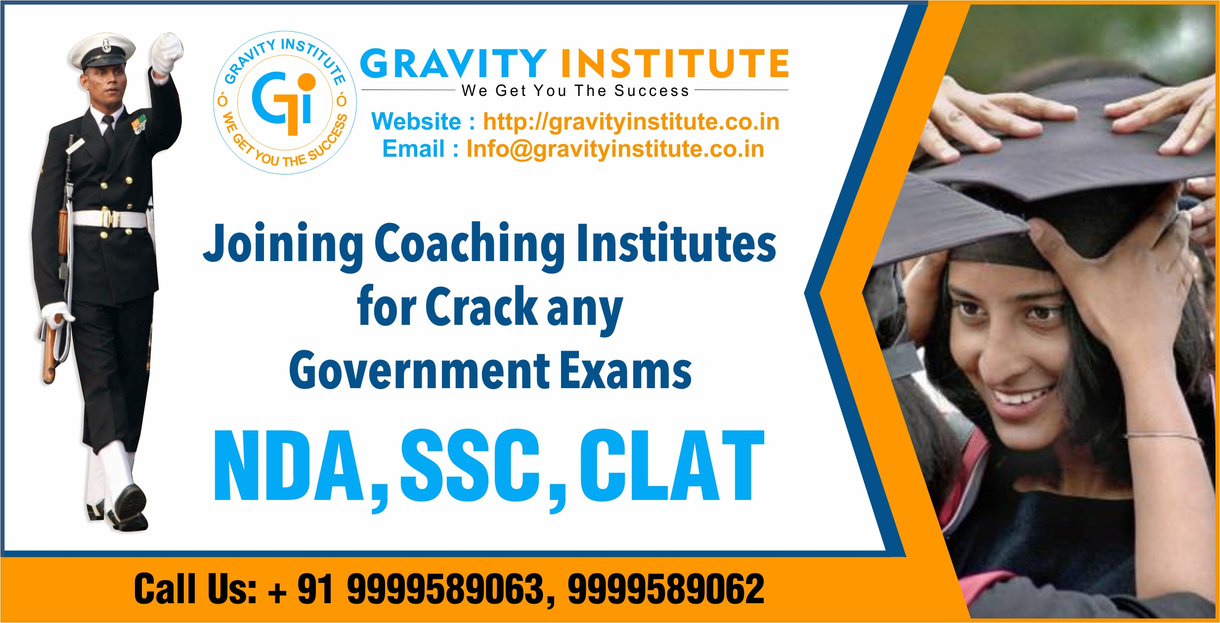 Joining Coaching Institutes for Crack any Government Exams